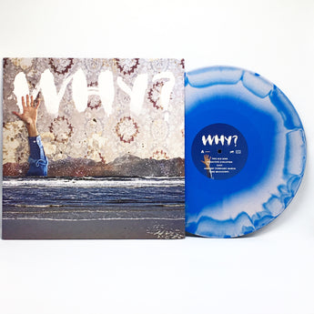 Why? - Moh Lhean (Hand-Numbered Blue & Pink Swirl Vinyl LP x/500)