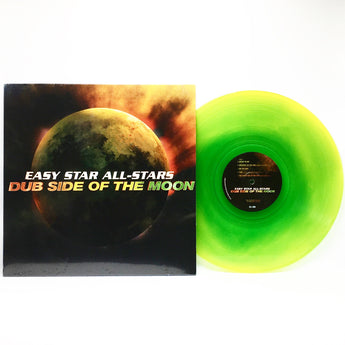 Easy Star All-Stars - Dub Side Of The Moon (Special Anniversary Edition Green Vinyl LP) - Rare Limiteds
