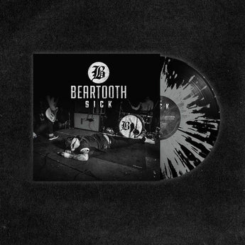 Beartooth - Sick + Aggressive + Disgusting + Disease (Limited Edition 2020 Vinyl 5xLP Bundle x/500)