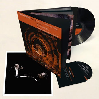 Henryk Górecki - Symphony No. 3 [performed by Beth Gibbons & Polish National Radio Symphony Orchestra] (Deluxe Edition Vinyl LP + DVD w/ Autographed Photo Print)