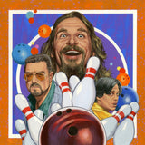 Various Artists - The Big Lebowski [Original Motion Picture Soundtrack] (Mondo Exclusive 180-GM White Russian Vinyl LP