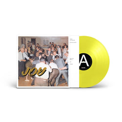Idles - Joy As An Act of Resistance (Vinyl Me Please Exclusive Yellow Slime Vinyl LP x/300)