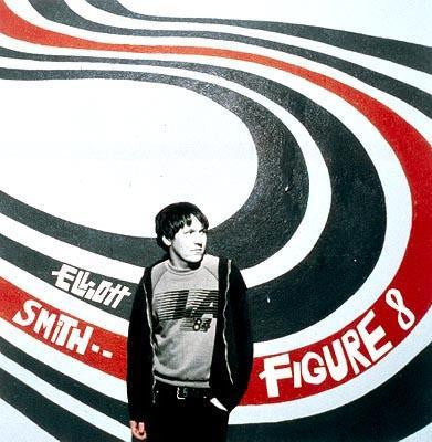 Elliott Smith - Figure 8 (Limited Edition White + Clear Vinyl 2xLP x/500)