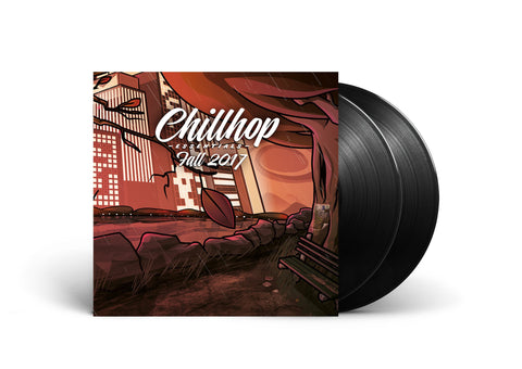 Various Artists - Chillhop Essentials: Fall 2017 (Limited Edition Vinyl 2xLP)