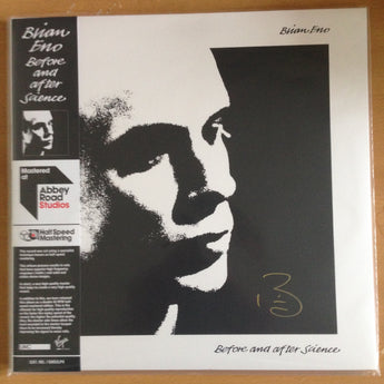 Brian Eno - Before and After Science (Limited Edition Autographed Vinyl LP x/100 + Digital Download)