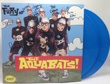 The Aquabats! - Fury of the Aquabats (Limited Edition Blue Vinyl 2xLP x/1500 - Autographed Sleeve) - Rare Limiteds