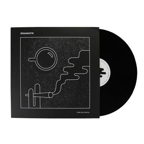 Gramatik - Coffee Shop Selection (Limited Edition Vinyl 2xLP)