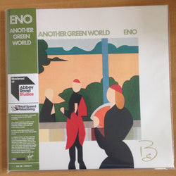 Brian Eno - Another Green World (Limited Edition Autographed Vinyl 2xLP x/100 + Digital Download)