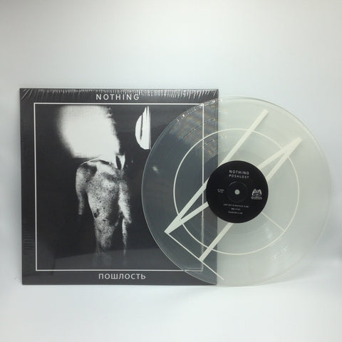 Nothing - Poshlost (Limited Edition Clear Vinyl LP x/100) - Rare Limiteds