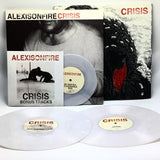 "Alexisonfire - Crisis (Limited Edition Alternate Artwork 180-GM Clear w/ White Swirl Vinyl 2xLP + 7"" x/1000)"