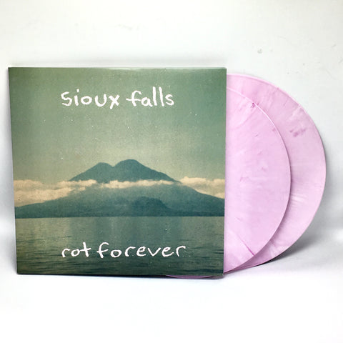 Sioux Falls - Rot Forever (Limited Edition Pink Marble Vinyl 2xLP) - Rare Limiteds