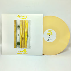 Anthony Green - Studio 4 Acoustic Session (Limited Edition 180-GM Mustard Yellow Vinyl LP x/300) - Rare Limiteds