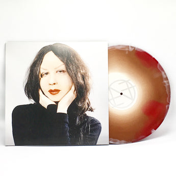 Nothing - Dance On The Blacktop (Limited Edition Flesh, Brunette & Lipstick Red Merge Vinyl LP x/100) - Rare Limiteds