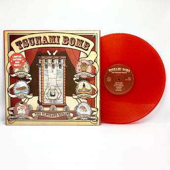 Tsunami Bomb - The Ultimate Escape (Limited Edition Translucent Red Vinyl LP x/500)