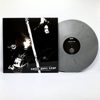 Craft - Total Soul Rape (Limited Edition Silver / Black Mix Vinyl LP x/200) - Rare Limiteds