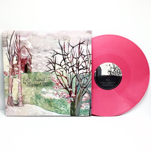 Margot & The Nuclear So And So's - Not Animal (10th Anniversary Edition Opaque Pink Vinyl 2xLP x/1500