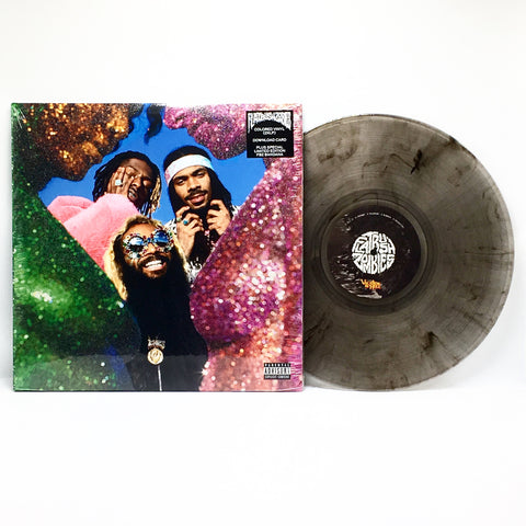 Flatbush Zombies - Vacation In Hell (Special Edition Transparent Smoke Vinyl 2xLP x/5000) - Rare Limiteds