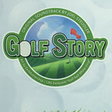 Joel Steudler - Golf Story: Original Soundtrack (Limited Edition Golf Ball White Vinyl LP x/400)