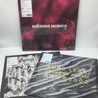 Yung Lean Colored Vinyl Bundle (Limited Edition Colored Vinyl 3xLP Bundle)