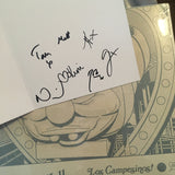 "Los Campesinos! - All's Well That Ends (Limited Edition 10"" Vinyl EP x/500 w/ Autographed Card)"