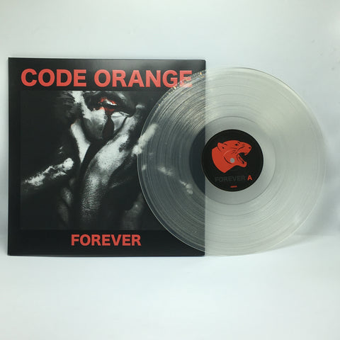 Code Orange - Forever (Limited Edition Autographed Clear Vinyl LP)