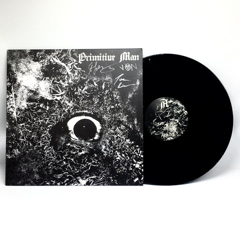 Primitive Man - Immersion (Autographed Vinyl LP)