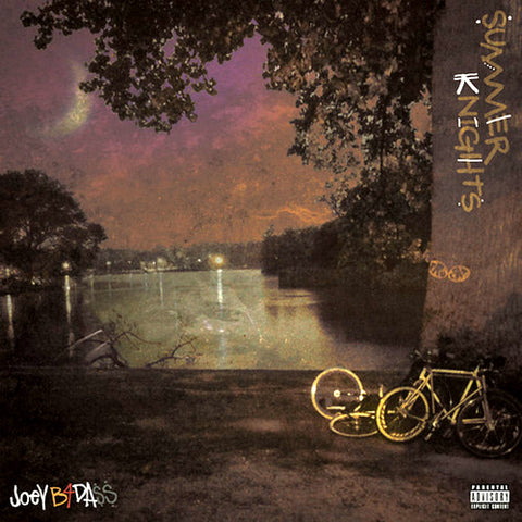 "Joey Bada$$ - Summer Knights (Limited Edition 12"" Vinyl EP x/400)"