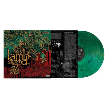 Lamb Of God - Ashes Of The Wake (15th Anniversary Edition Green Smoke Vinyl 2xLP) - Rare Limiteds