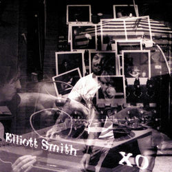 Elliott Smith - XO (Limited Edition White and Black Marble Vinyl LP x/500)