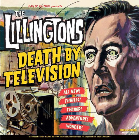 The Lillingtons - Death By Television (Vinyl LP)