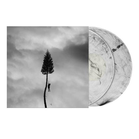 Manchester Orchestra - A Black Mile To The Surface (Deluxe Edition 180-GM Clear & Black Smoke Vinyl 2xLP) - Rare Limiteds