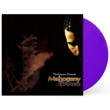 Moodymann - Mahogany Brown (Limited Edition Purple Vinyl 2xLP x/300)