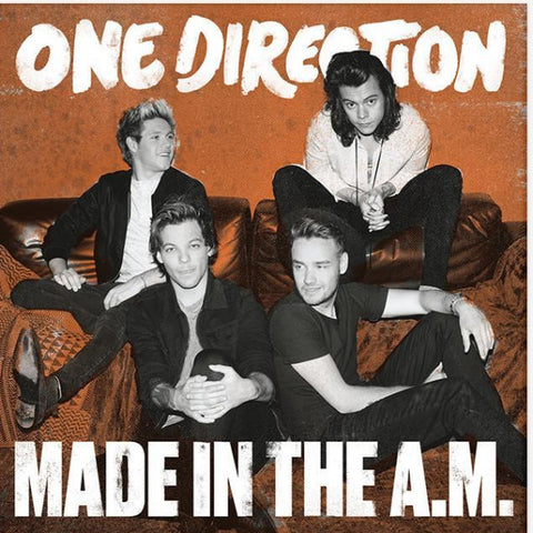 One Direction - Made In The A.M. (Vinyl 2xLP)