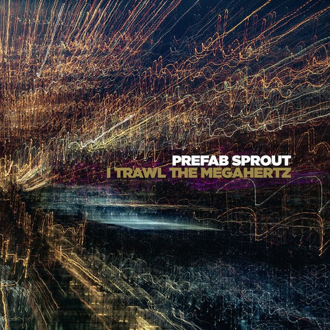 Prefab Sprout - I Trawl The Megahertz (Limited Edition 180-GM White Vinyl 2xLP x/1000)