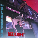 The Slackers - Redlight (20th Anniversary Limited Edition Clear w/ Oxblood, Cyan, & White Splatter Vinyl LP x/250 + Digital Download)
