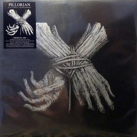 Pillorian - Obsidian Arc (Tour Edition 180-GM Vinyl LP x/200) - Rare Limiteds