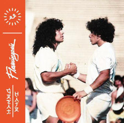 Flamingosis - Great Hair (Limited Edition Orange Vinyl LP x/500)