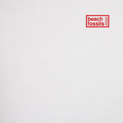 Beach Fossils - Somersault (Limited Edition White w/ Red Splatter Vinyl LP + Signed Poster Bundle x/150)