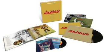 Bob Marley & The Wailers - Exodus: The Movement Continues... (40th Anniversary Vinyl Box Set) - Rare Limiteds