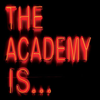 The Academy Is... - Santi (Limited Edition Clear w/ Red and Neon Red Splatter Vinyl LP x/500)