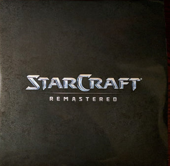Starcraft Remastered [Game Soundtrack] (Limited Edition Blizzcon 2017 Translucent Blue Vinyl 2xLP x/1000) - Rare Limiteds