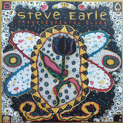 Steve Earle - Transcendental Blues (Vinyl 2xLP w/ D-Side Etching)