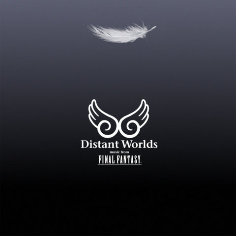 The Royal Stockholm Philharmonic Orchestra & Allmänna Sången ‎– Distant Worlds: Music From Final Fantasy (Vinyl 2xLP)