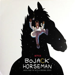Various Artists - Bojack Horseman [Music From The Netflix Original Series] (Limited Edition Picture Disc Vinyl LP)