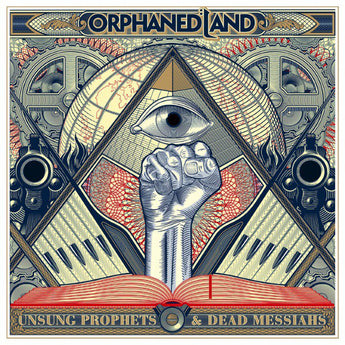 Orphaned Land - Unsung Prophets & Dead Messiahs (180-Gram Vinyl 2xLP + CD)