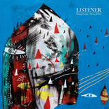 Listener - Being Empty: Being Filled (Limited Edition Blue / Red Split Vinyl LP x/135 + Digital Download)