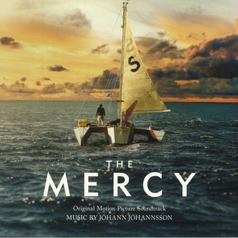 Jóhann Jóhannsson - The Mercy [Original Motion Picture Soundtrack] (180-GM Vinyl 2xLP) - Rare Limiteds