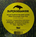Superorganism - Superorganism [Self-Titled] (Deluxe Edition Vinyl LP w/ Autographed Glow In The Dark Sleeve)