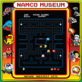 Various Artists - Namco Museums: Arcade Greatest Hits (NYCC Exclusive Splatterhouse Red Vinyl LP x/100)