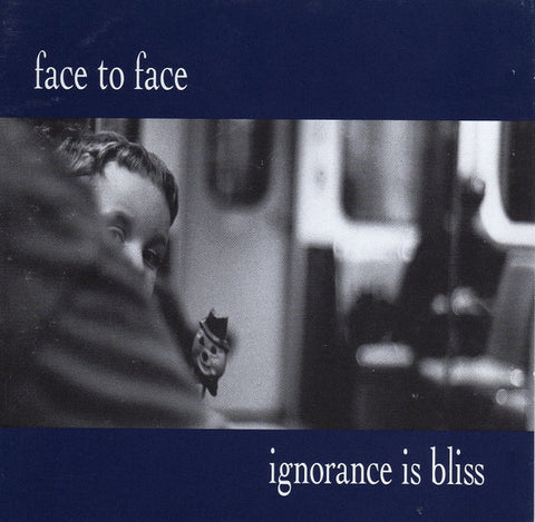 Face To Face - Ignorance Is Bliss (Limited Edition Electric Blue Vinyl 2xLP x/225)